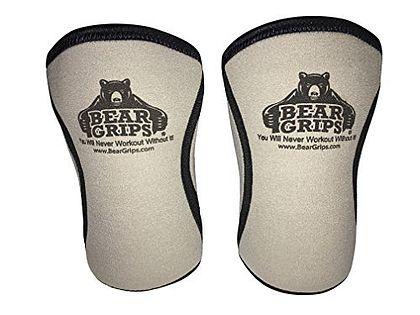 Bear Grips 7mm Knee Sleeves