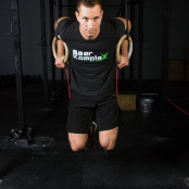 Bear Komplex Resistance Bands on Rings
