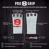 StrongerRx ProGrip Features