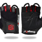 StrongerRx TR3 Lifting Gloves front and back