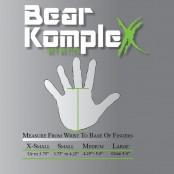 bear komplex sizing chart